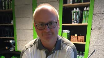 Med teknisk ansvarlig Tom Nord satser ESSVE tungt på tyngre innfesting (foto: ESSVE)