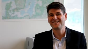 Tomer Feffer, VD Bayer Sverige.