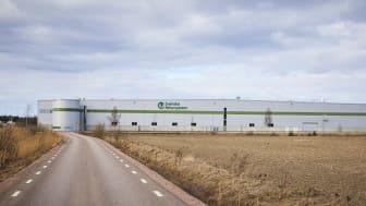 Svenska Retursystem expanderar i Västerås med en tredje produktionslina
