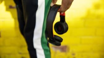 JBL Reflect Eternal headphones with Powerfoyle