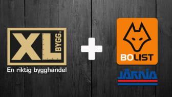Ny ledning och styrelse för Bolists och XL-BYGGs gemensamma bolag