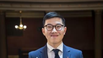 Jingcheng Zhao, Unga Forskare-stipendiat 2021