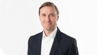 Anton Reveny är ny produktchef för energihantering på Hager.