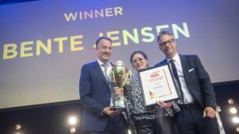 Årets SM Bente Jensen Circle K Vordingborg