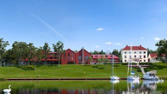 Smådalarö Gård, Haninge. Som det kommer se ut 2021.