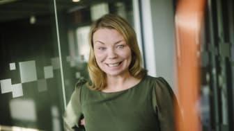Magdalena Norlin-Schönfeldt  chef Analys och omvärld på DIGG