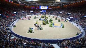 Kunnig, sportslig och engagerad. Gothenburg Horse Shows publik är världsberömd. Foto: Natalie Greppi