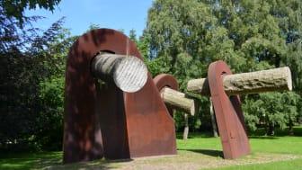 Denkmal zum Matrosenaufstand 1918 (Stahl, Granit)