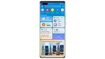 Huawei lanserar ny och förbättrad Huawei Assistant