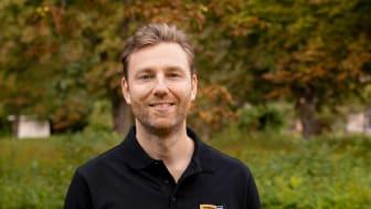 Niklas Olsson, ny General Manager för Zeppelin Power Systems