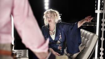 """Ing-Marie Carlsson gör en av rollerna i """"Arvet"""", som får möta en liten publik på Folkteatern i vår. Urpremiär 21 april."""