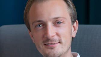 David Bodin, operativ chef på 4light AB och ny regionchef för BNI Stockholm