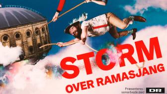 Østre Gasværk Teater præsenterer: STORM OVER RAMASJANG - En musikalsk eventyrforestilling om at tro på sig selv og hinanden