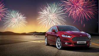 Fords lanseringstakt av nye produkter i 2015 vil bli blant de høyeste noensinne – nå også med helt ny Galaxy.