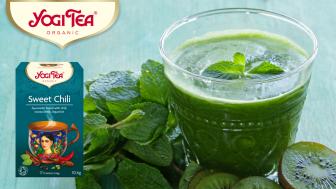 Tiesitkö, että teestä voi tehdä myös ihanan raikkaita ja viilentäviä smoothieita?