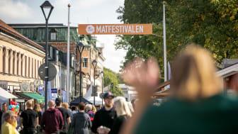 Matfestivalen i Skövde firar 30-årsjublieum 2019. Foto: Tobias Andersson/Next Skövde
