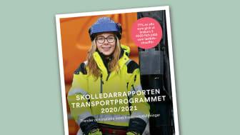 Efterfrågan på lastbilsförare är fortsatt hög enligt TYAs Skolledarrapport 2020/2021.