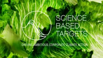 BAMAs klimatmål är godkända av SBTi