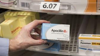 Apocilin - en type Penicilin