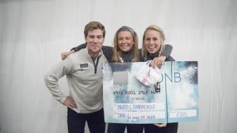 Ingrid Landmark Tandrevold vant stipend for sin innsats i Junior-VM