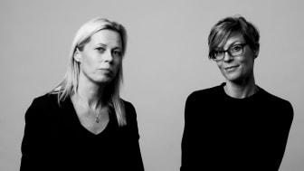 Lena Winqvist och Annika Nilsson från Hajja - pedagogik & kommunikation.