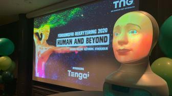 TNG:s Trend- och frukostseminarium 2019: Fördomsfri rekrytering 2020: Human and Beyond