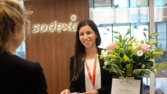 Sodexo inleder samarbete med Länsförsäkringar