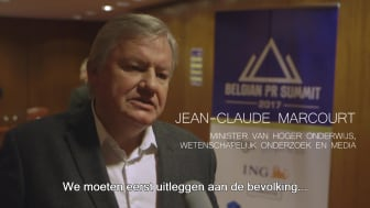 Belgian PR Summit 2017: Communicating in the post truth era