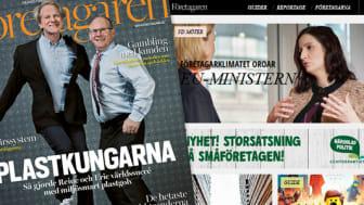 Birgitta Ohlsson om EU:s företagarklimat i nya digitala Företagaren