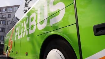 FlixBus lanserar nya förbindelser i Småland