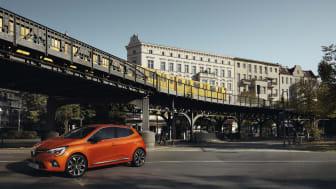 Renault CLIO som årets Europæiske bil? Foreløbig er CLIO med i finalen