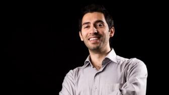 Vi välkomnar Mohammed Adelung till Eyevinn!
