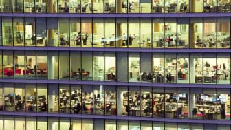 Ny statistik visar att alla våningsplan bör omfattas vid radonmätning på arbetsplatser