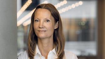 """""""Vi levererar en fortsatt stabil tillväxt i förvaltningsresultatet, som ökar med 18 procent"""", säger Anneli Jansson, Vd på Humlegården."""