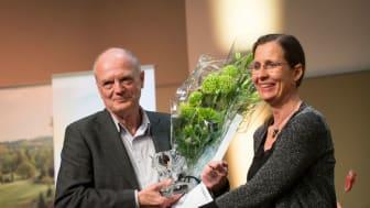Pionjär inom svenskt naturskydd får Naturvårdspriset