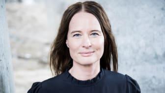 Margaretha Eriksson ny programchef på UR. Foto: Tina Axelsson