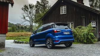 Nye Ford EcoSport 2018