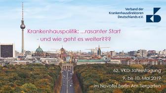 Newsletter KW 13: Krankenhauspolitik: Rasanter Start... - und wie geht es jetzt weiter?
