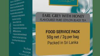 Dilmah Earl Grey Honung - Foodserviceförpackning
