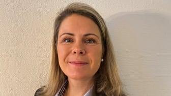 Birgitta Rydén, kategorichef för Grund – Tungt byggande på Woody Bygghandel AB.