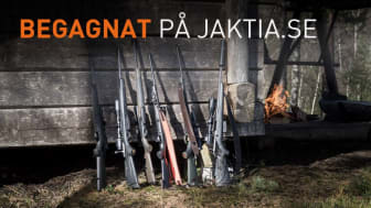 Begagnade Vapen och Optik på jaktia.se