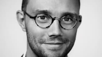 Andreas Hamrin tillträder som kommunikationschef den 19 augusti