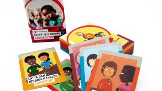 Inbjudan: Att prata med barn på lågstadiet om kroppen och gränser