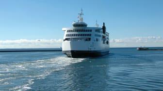 Fähren auf Puttgarden–Rødby – Prins Richard