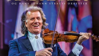André Rieu og hans Johann Strauss Orkester / Danmark 2020