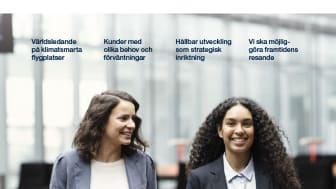 Swedavias års- och hållbarhetsredovisning för 2017