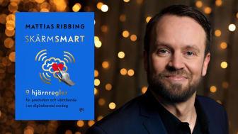 Ta makten över tekniken i höst med Mattias Ribbings nya bok!
