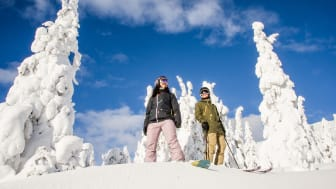 SkiStar AB: #älskasnö gör viral succé