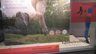 Maier Sports ist die Nr. 1 bei elastischen Outdoorhosen bei Globetrotter.