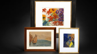 Three works by Emil Nolde from our upcoming international auction